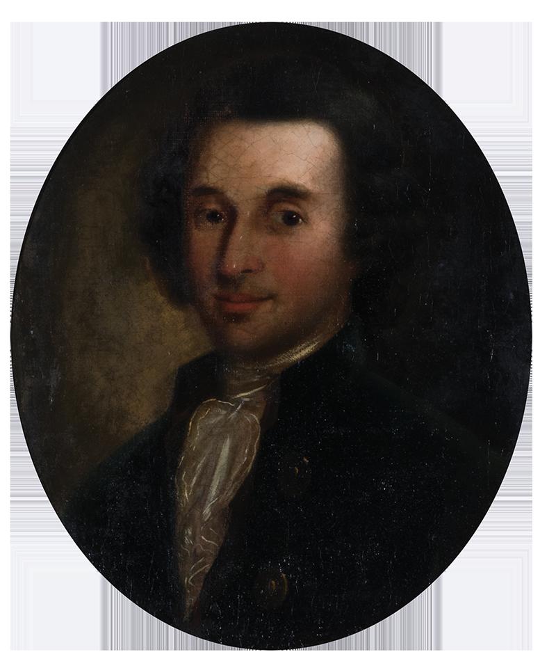 Георгије Тенецки, Млади Сава Текелија, око 1785.