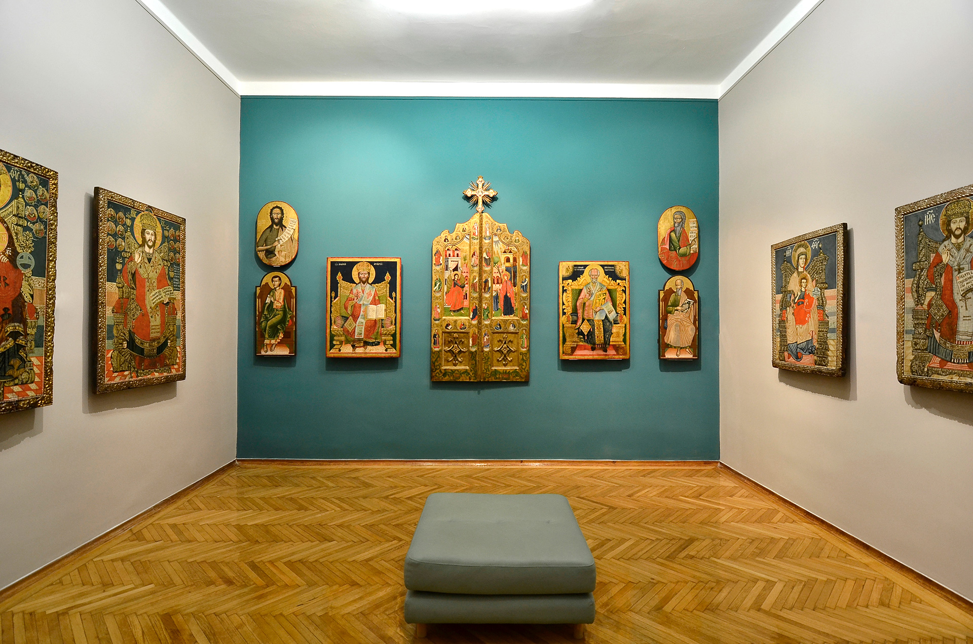 Уметност 18. века у колекцији Галерије Матице српске