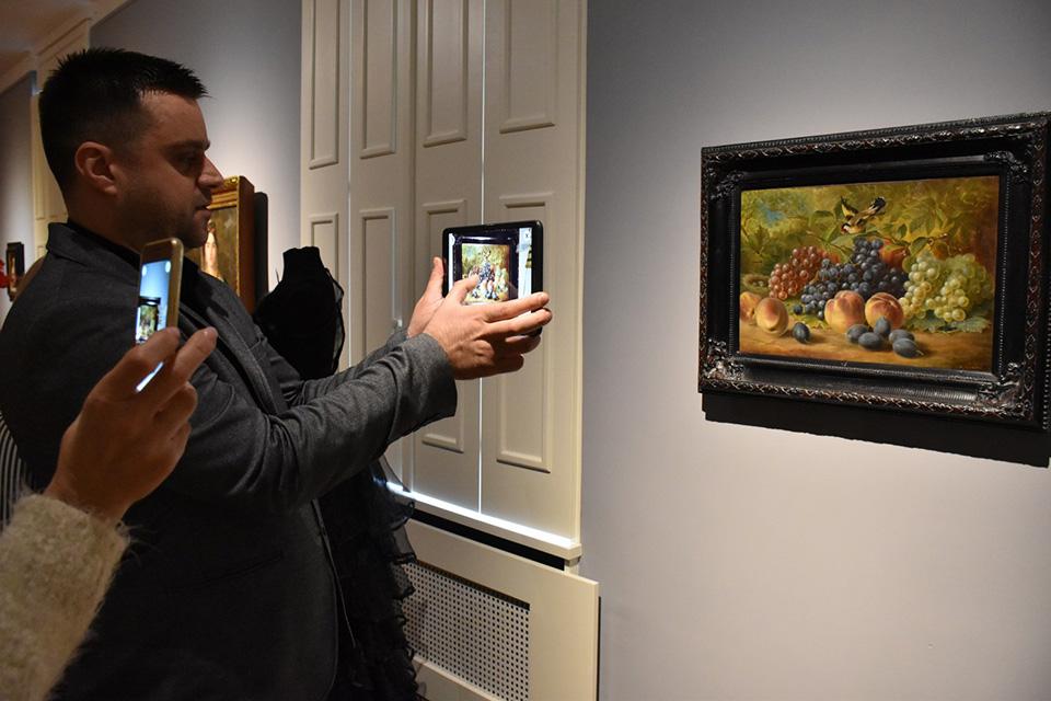 Art and Modern Technology