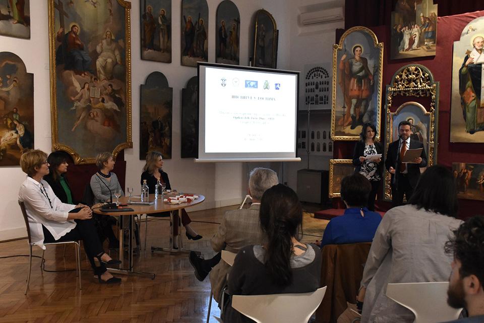 Сарадња са институтом за конзервацију и рестаурацију у фиренци