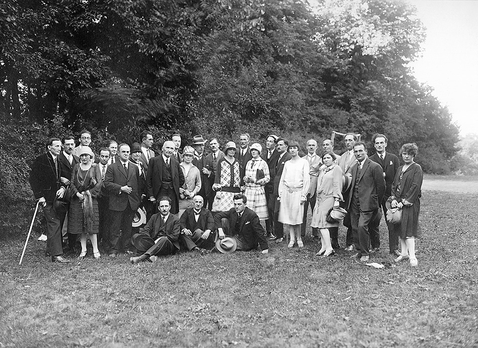1927-Izlet-u-Kamnicku-bastu_izložbe