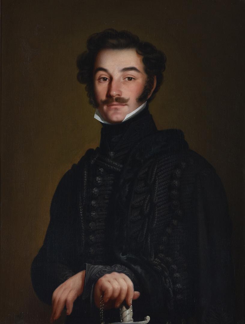 Константин Данил, Петар Јагодић од Крњаче, 1829–31.