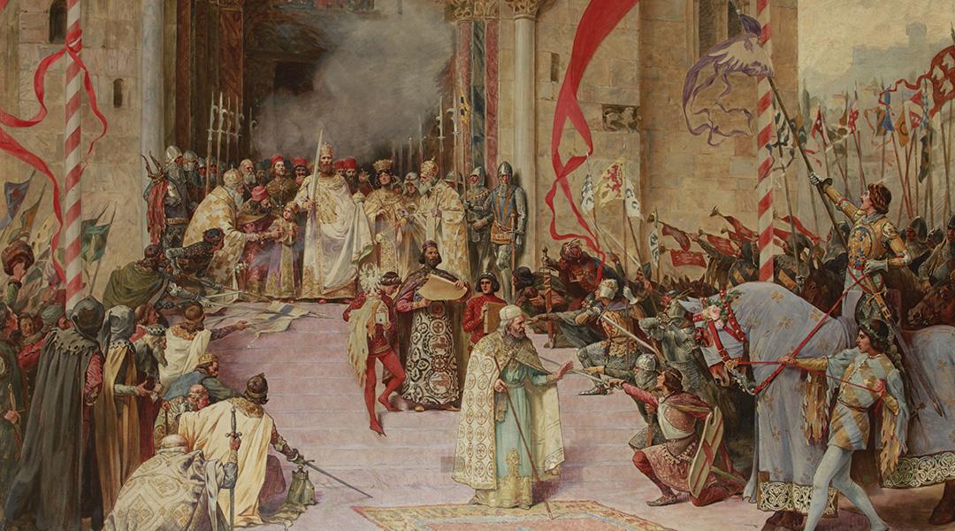 Историја у сликама Тематско вођење кроз Сталну поставку поводом Дана државности