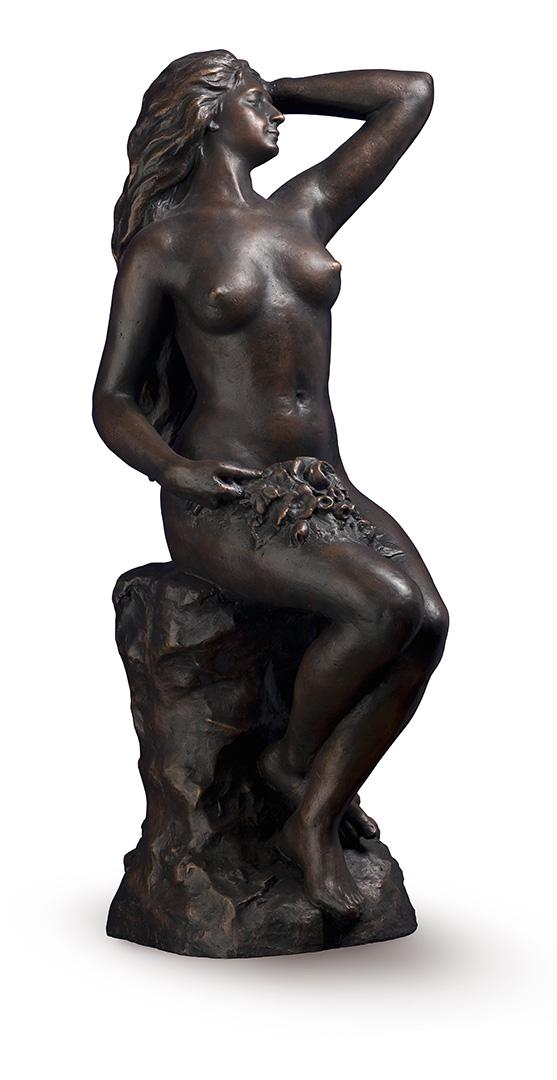 Ђока Јовановић, Мирис пролећа, 1902.