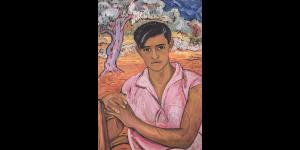 """Новембарску слику """"У фокусу"""": Петар Добровић МАРГАРИТА, 1928."""