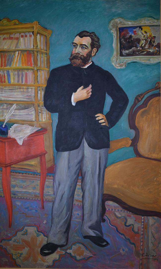 Петар Добровић Светозар Милетић, 1930.