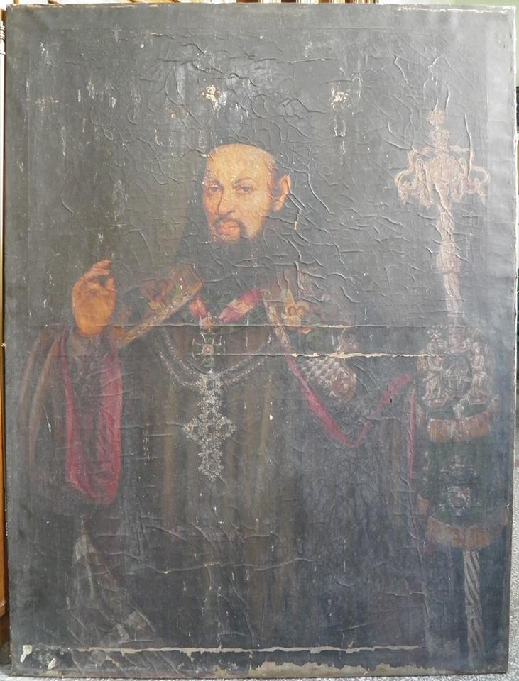 Заштита историјско-уметничког наслеђа темишварске Епархије и формирање ризнице у Епископском двору у Темишвару
