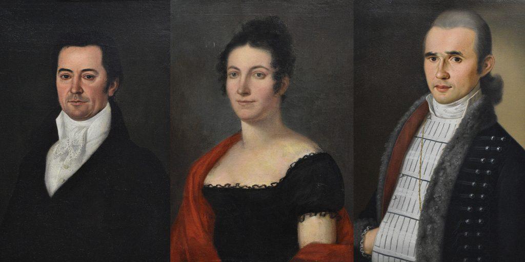 Соба сећања – портрети из колекције Вујичић
