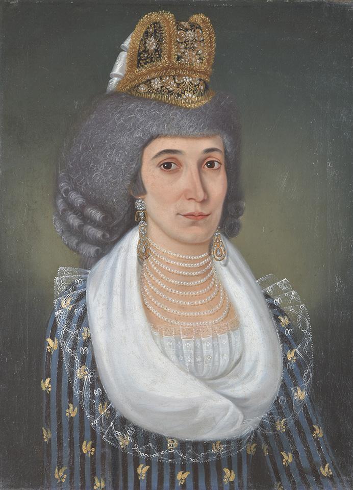 Портрети Јоана и Софије Јоановић-Бекеш