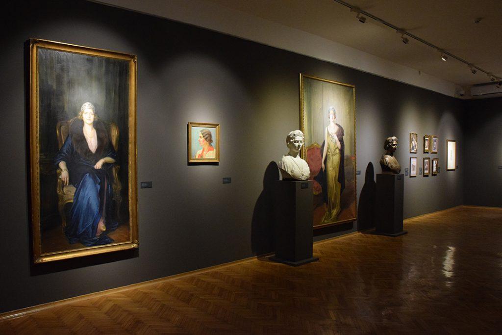 ИДЕНТИТЕТ(И) Представе жена у српском сликарству (1918-1941)