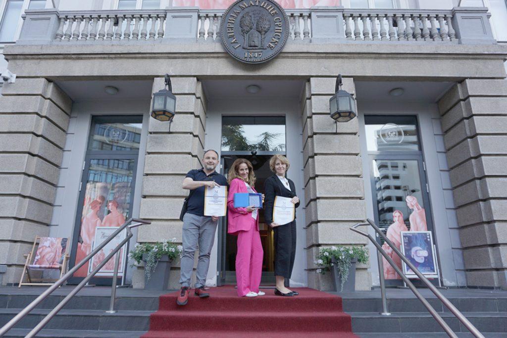 Управница Галерије Матице српске добитник признања Музејски стручњак године