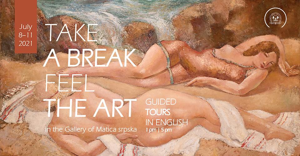 Take a break – feel the Art in The Gallery of Matica srpska
