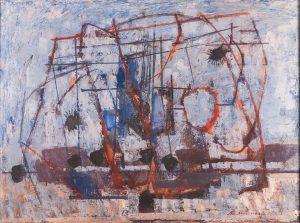 Мило Милуновић (1897‒1967) Морски јежеви (Ricci di marre), 1960.